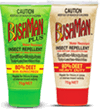 Bushman plus and ultra drygels