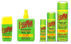 Bushman plus products
