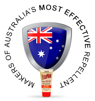 Makers of Australia's most effective repellent